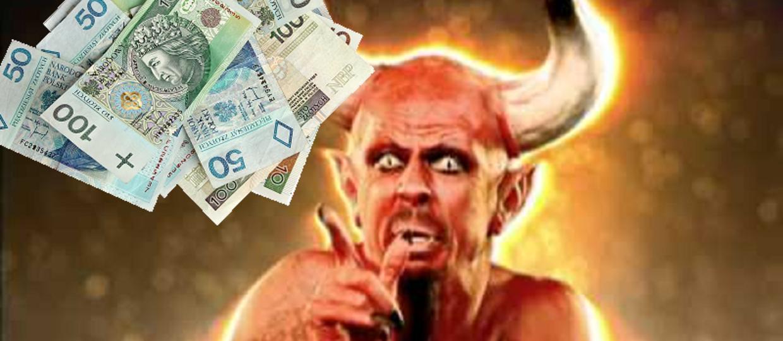 Satan daje zarabiać w internecie na krzywdzie innych