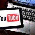 YouTube na tablecie