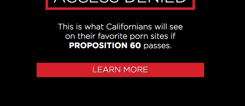 Strony porno blokują do siebie dostęp w proteście