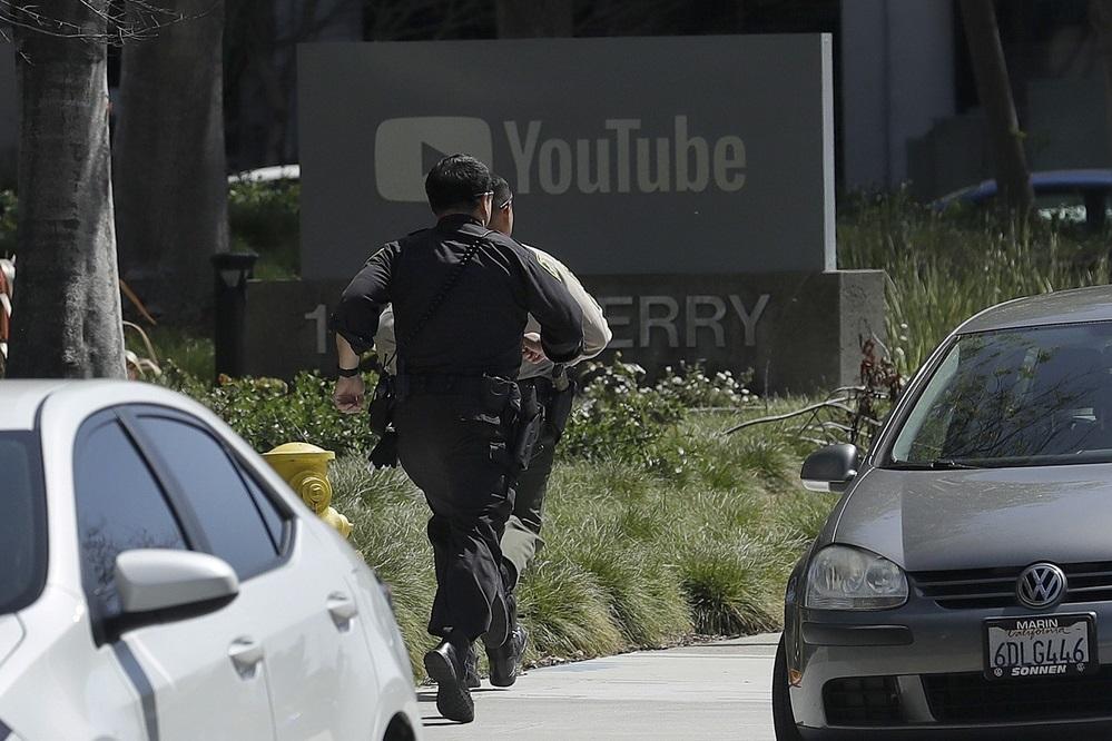 Strzelanina W Nowej Zelandii Film Image: Strzelanina W Siedzibie YouTube'a