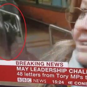 BBC teleportujące się dziecko
