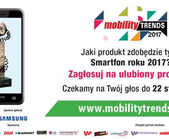 VIII edycja MobilityTrends wyłoni najlepsze rozwiązania technologiczne 2017 roku