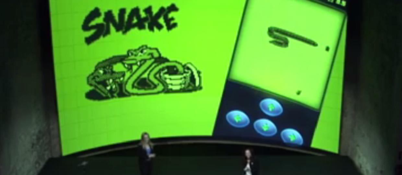 W prawdziwego węża z Nokii 3310 można zagrać w Messengerze