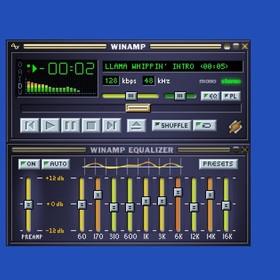 Winamp powrócił jako strona internetowa