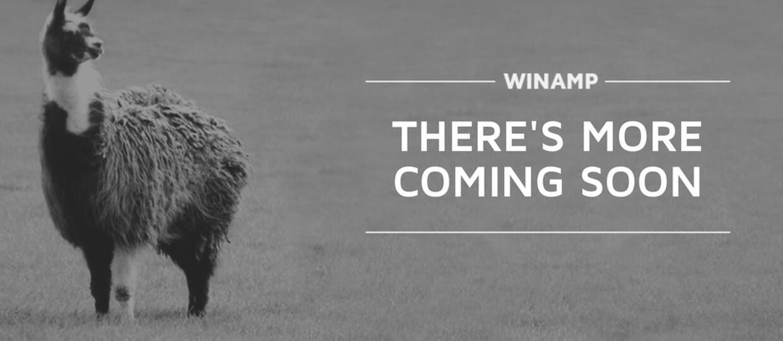 Winamp wróci, ale w zmienionej formie