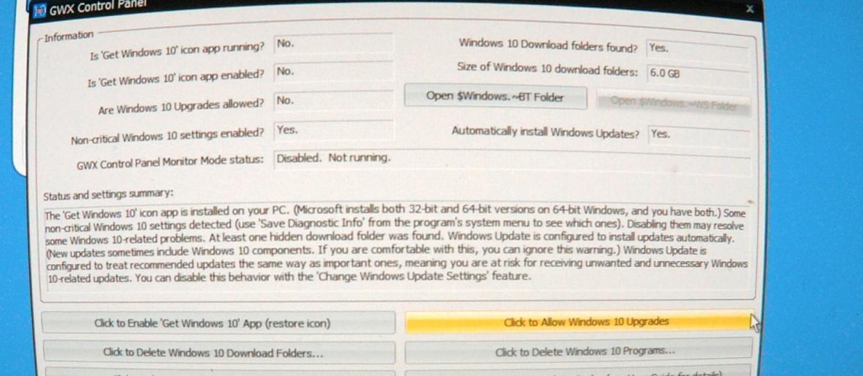 35 000 zł za darmową aktualizację do Windows 10?