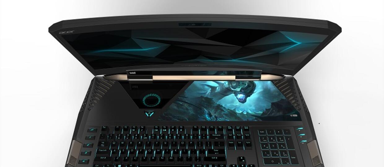 Acer Predator 21 X - ciężkie marzenie graczy