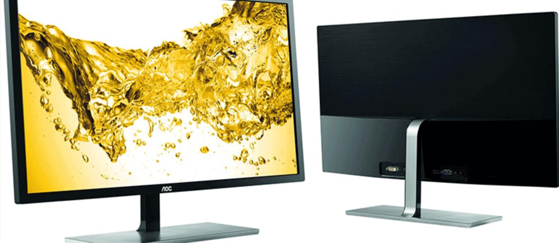 Monitor 4K AOC U2879VF w najniższej cenie w Polsce