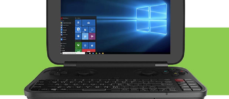 GPD Win - laptop o wielkości smartfona