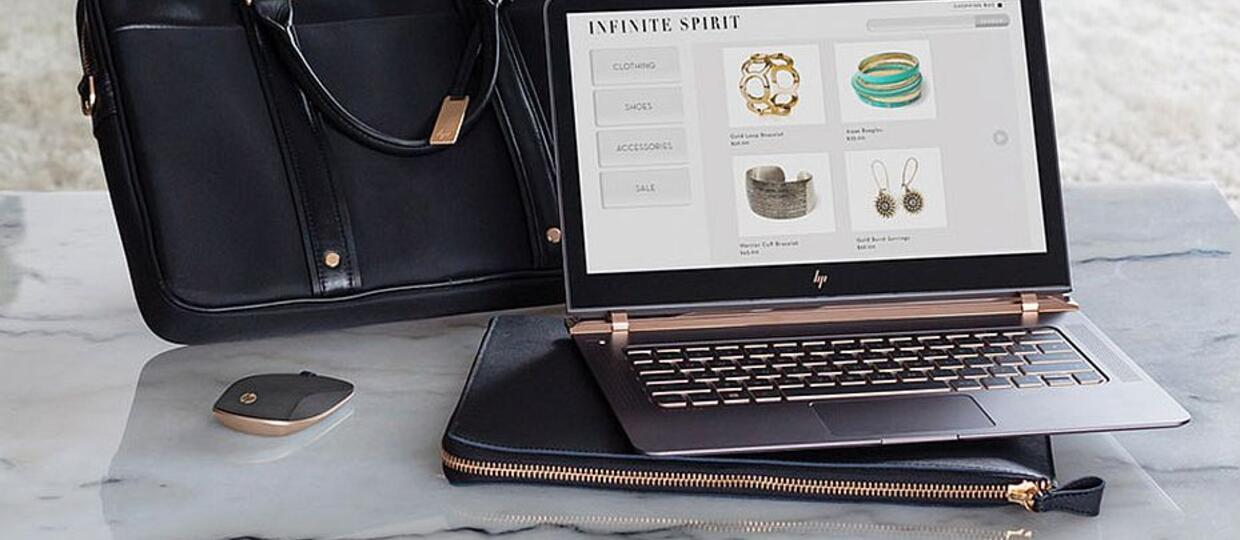HP Spectre 13 smuklejszy od MacBooka Air