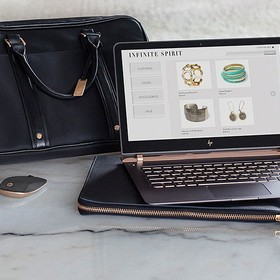 HP Spectre 13 smuklejszy od MacBooka Air