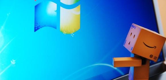 komputer z Windows 7