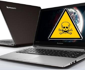 Lenovo prosi użytkowników o usunięcie własnego programu