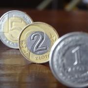 monety 1, 2 i 5 zł