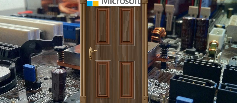 Microsoft ujawnił tajne klucze do Waszych komputerów