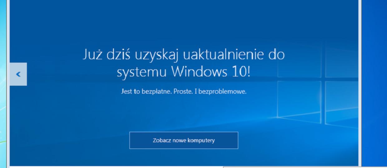 Microsoft zmienia sposób aktualizacji do Windows 10