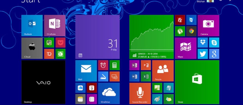 Windows 8.1 bez podstawowego wsparcia Microsoftu