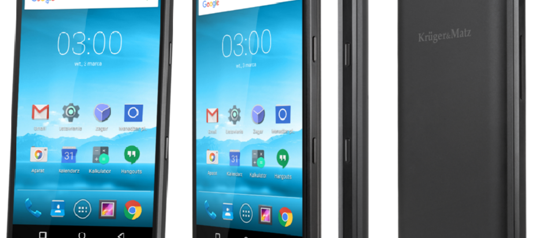 Smartfon Kruger&Matz LIVE 3+