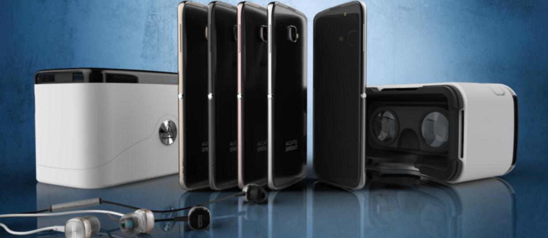 Alcatel zapakuje smartfona w zestaw VR