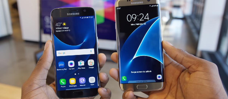 Android w Galaxy S7 z dużym apetytem na pamięć