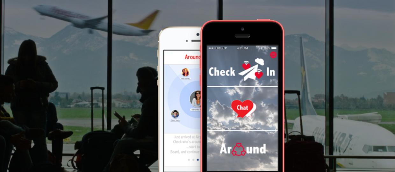 Aplikacja do szukania romansu w samolocie