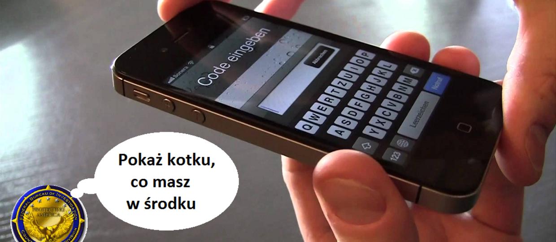 Apple nie chce pomóc odblokować iPhone'a terrorysty