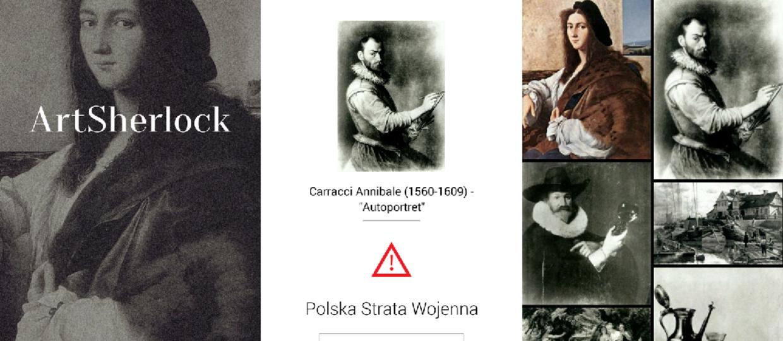 ArtSherlock pomoże odzyskać zrabowane Polsce dzieła sztuki