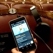 Czy aplikacja AudioMovie ma szanse zrewolucjonizować kino?
