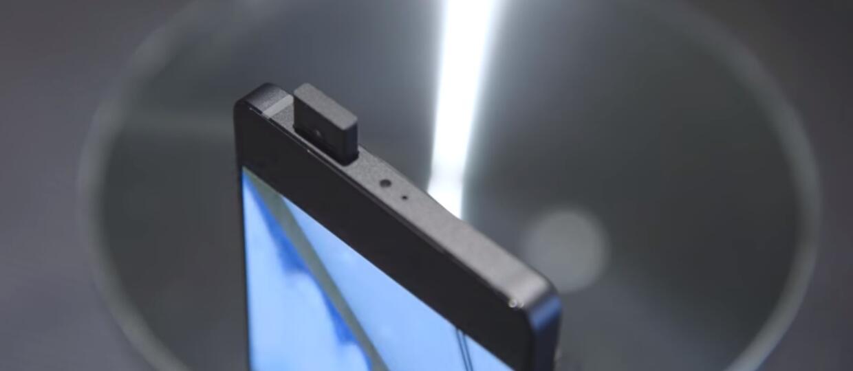 Vivo Apex ma aparat do selfie działającą jak peryskop