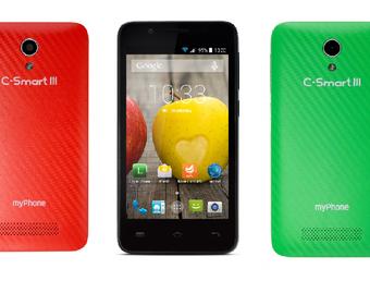 Co potrafi smartfon myPhone CSmart III z Biedronki?