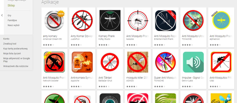 Czy aplikacje odstraszające komary naprawdę działają?