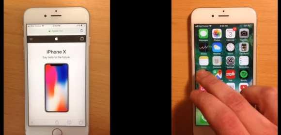 Test szybkości działania iPhone'a przed i po wymianie akumulatora