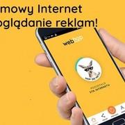 Dostęp do internetu w zamian za oglądanie reklam