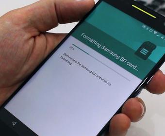 Galaxy S7 i LG G5 nie zainstalują aplikacji na karcie pamięci