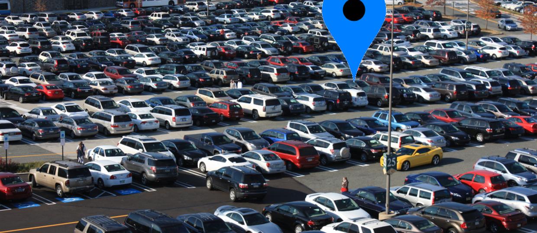 Google odszuka miejsce zaparkowania samochodu