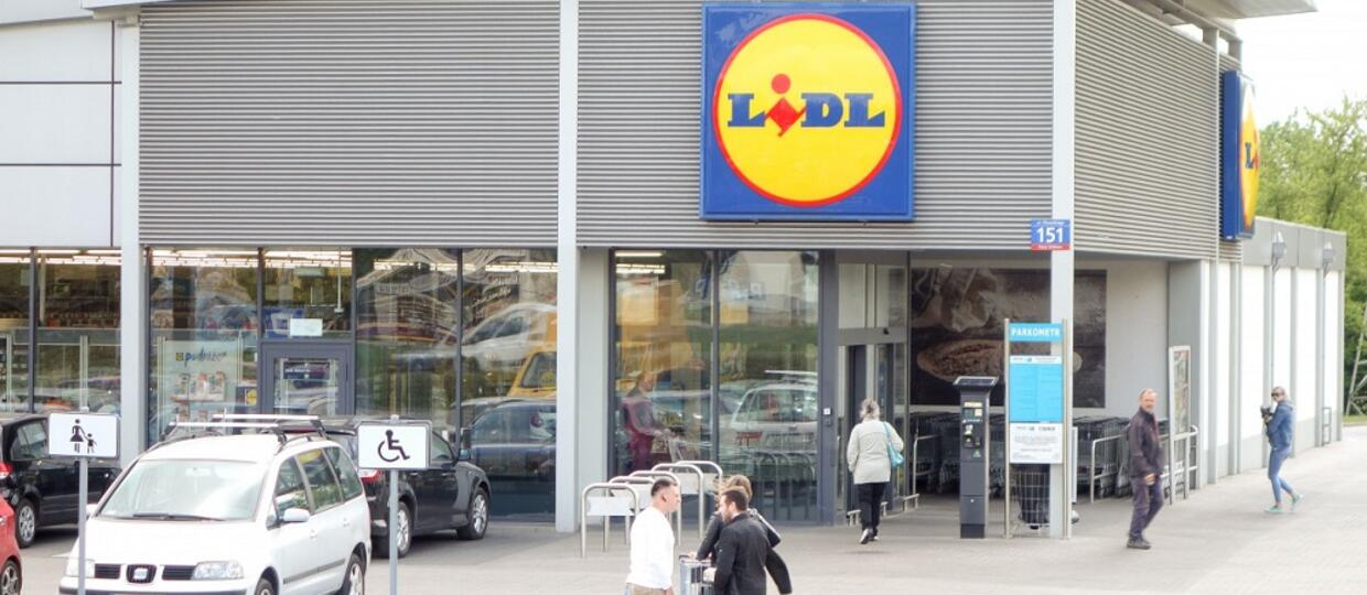 Lidl Apple Pay