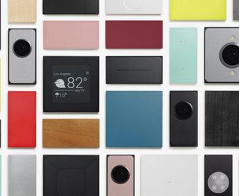 Google Ara - Smartfon z modułów