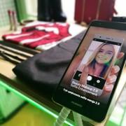 Huawei nova potrafi zrobić makijaż