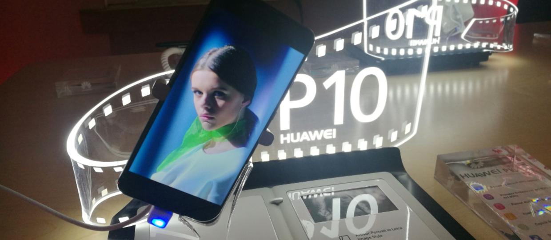 Huawei P10 oficjalnie w Polsce