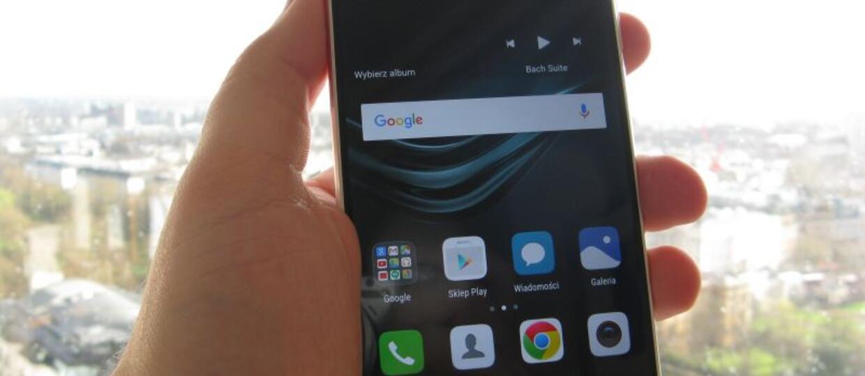 Huawei P9 Plus Smartfon z podwójnym aparatem
