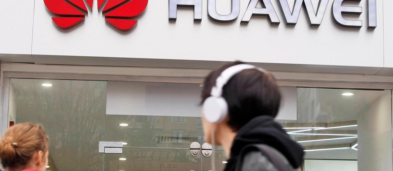 Huawei skle