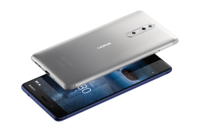 Nokia 8 - zdjęcie 2