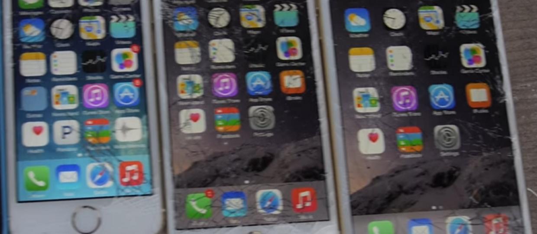 iPhone'y zawieszają się 3 razy częściej niż smartfony z Androidem