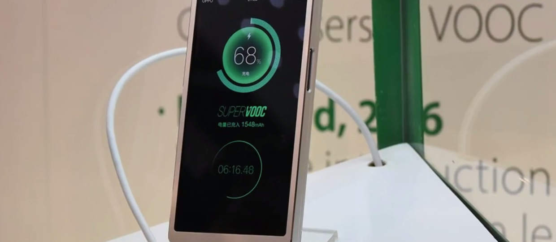 Jak naładować smartfona w 15 minut?
