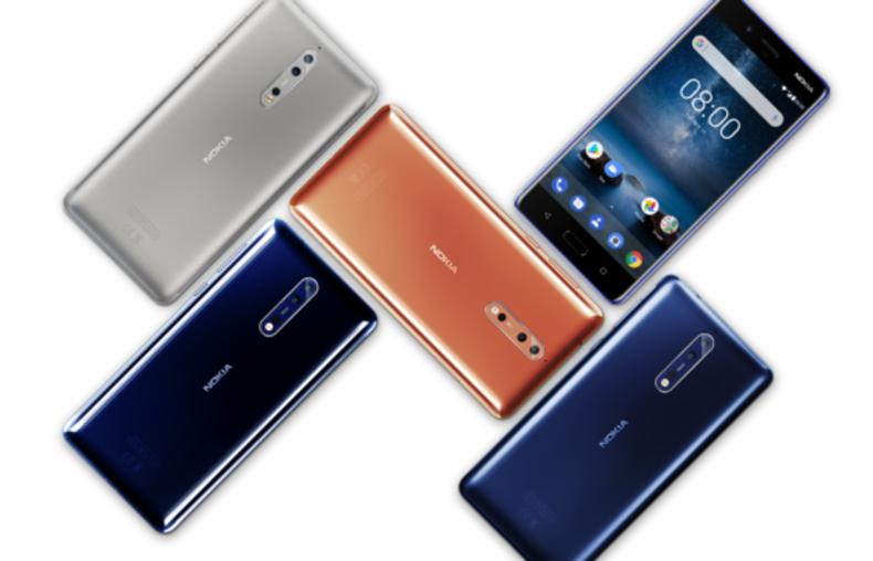 Nokia 8 - zdjęcie 4