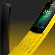 Nokia 8110 2018 - banan z Androidem