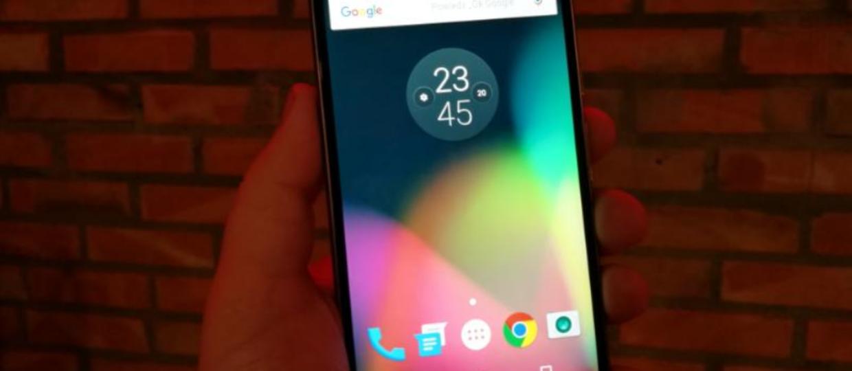 Lenovo Moto G4 i G4 Plus - smartfony obsługiwane przez gesty