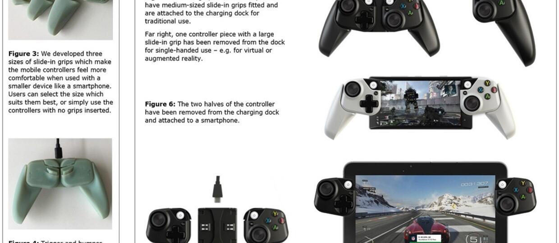 pad Xbox na smartfony
