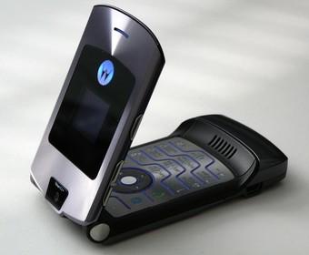 Motorola RAZR powróci jako zginany smartfon
