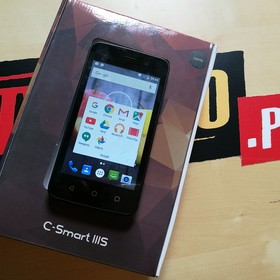 myPhone C-Smart IIIS za 199 zł w Biedronce - czy warto go kupić?